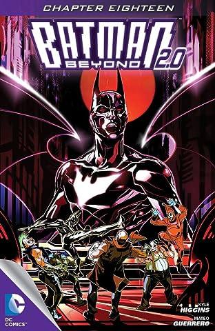 Batman Beyond 2.0 (2013-2014) #18