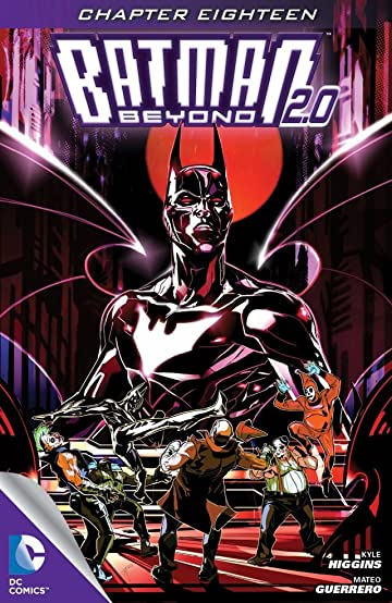 Batman Beyond 2.0 (2013-2014) #18