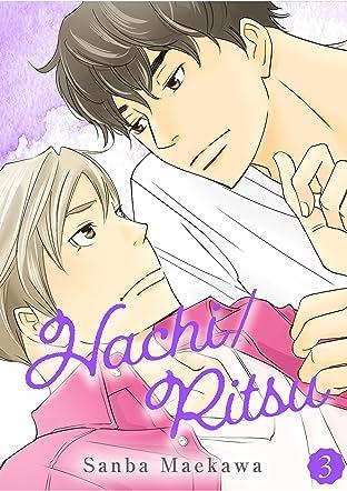 Hachi/Ritsu (Yaoi Manga) #3