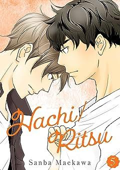 Hachi/Ritsu (Yaoi Manga) #5