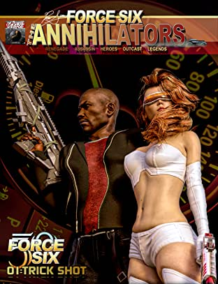 Force Six, The Annihilators episode 01 #1