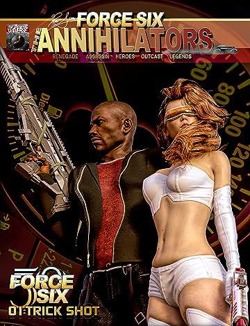 Force Six, The Annihilators episode 01 #1