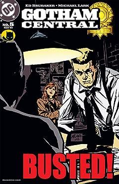 Gotham Central #5