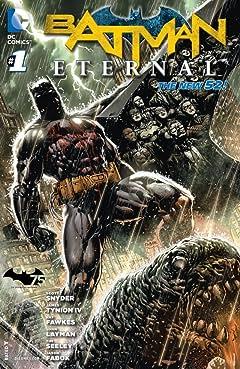 Batman Eternal (2014-2015) No.1
