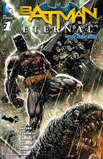 Batman Eternal (2014-2015) #1