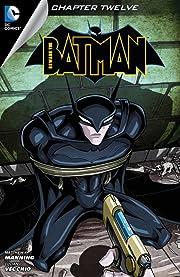Beware the Batman (2013-2014) #12