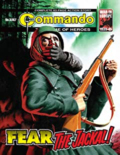 Commando #5367: Fear The Jackal!