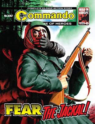 Commando No.5367: Fear The Jackal!