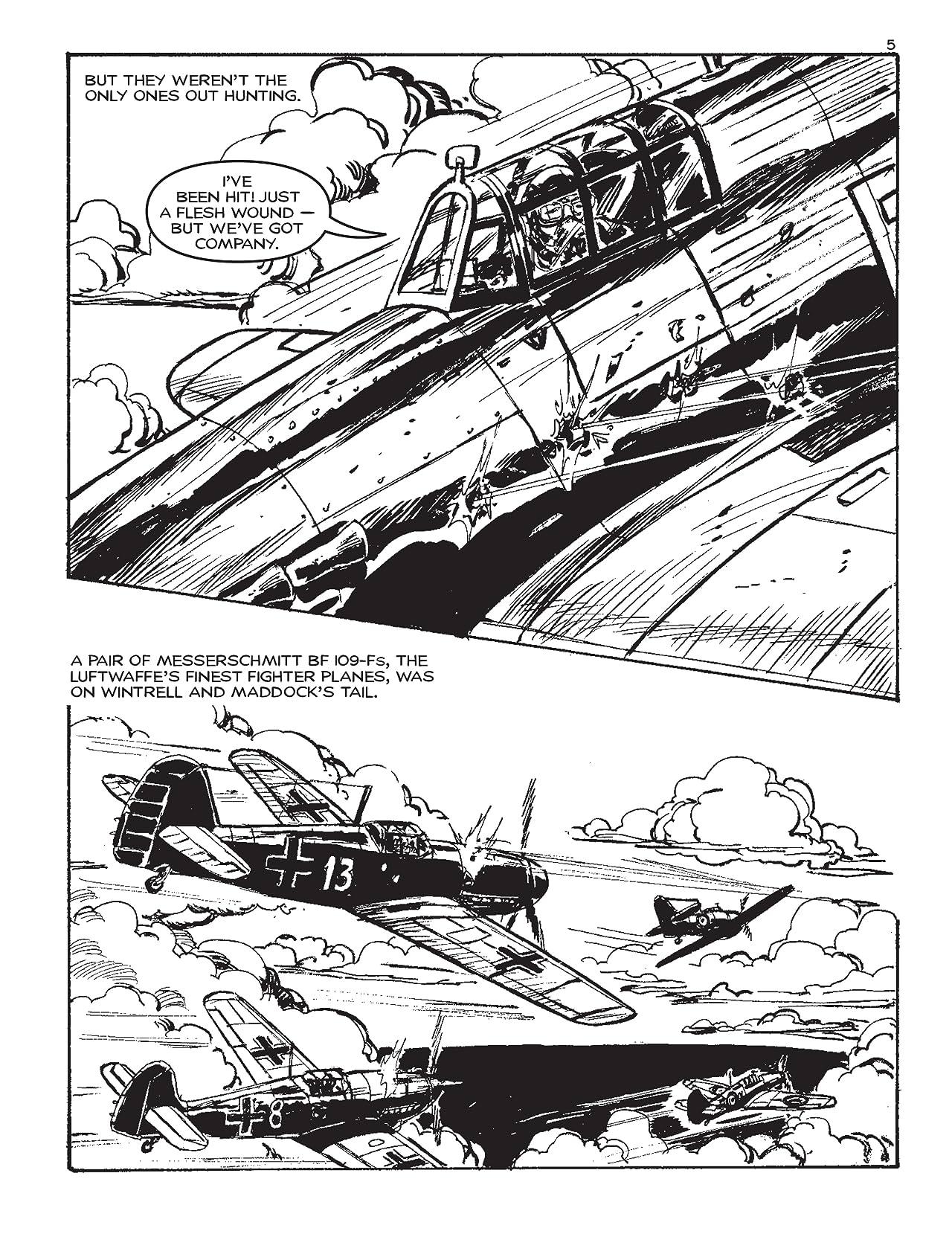 Commando No.5369: Flight To Freedom