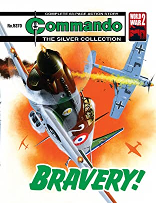 Commando No.5370: Bravery!