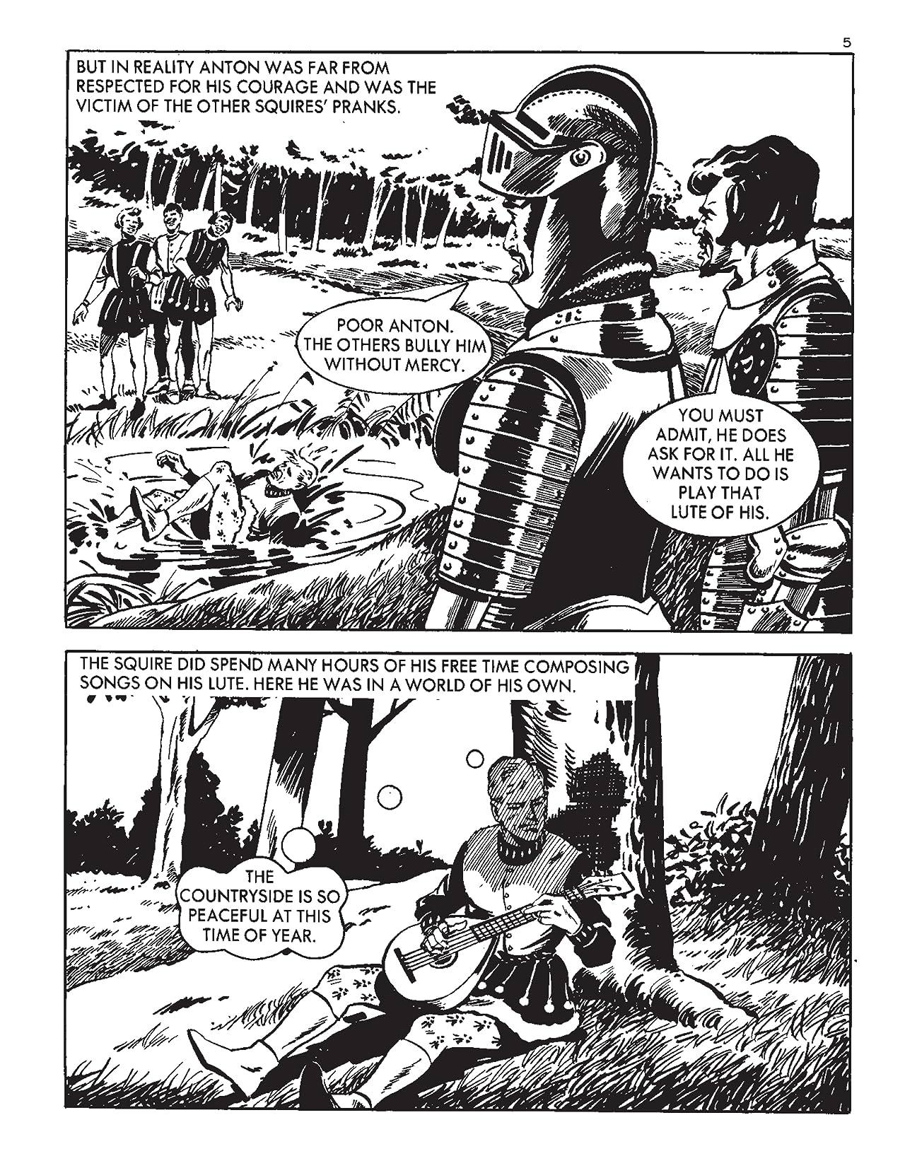 Commando #5370: Bravery!