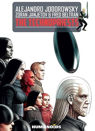 The Technopriests Omnibus