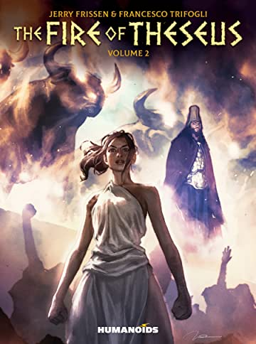 The Fire of Theseus Tome 2: Conquer