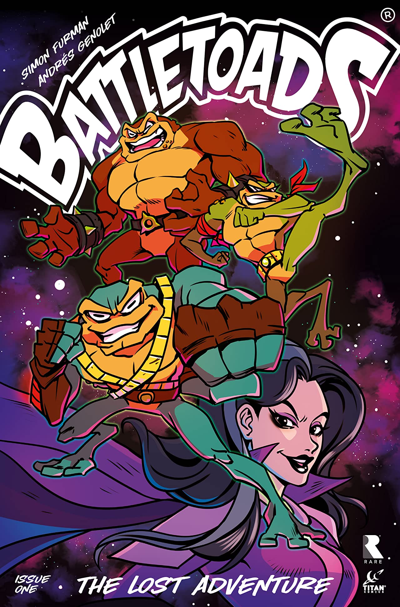 Battletoads No.1