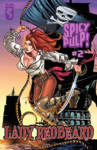 Spicy Pulp Tome 2