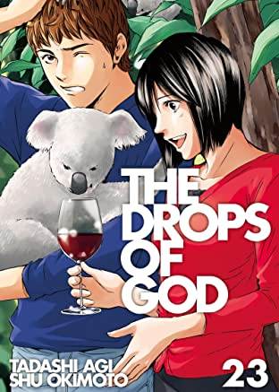 Drops of God (comiXology Originals) Tome 23