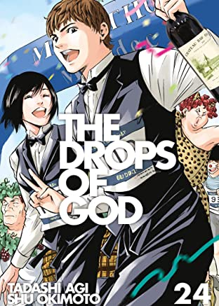 Drops of God (comiXology Originals) Tome 24