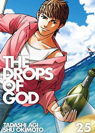 Drops of God (comiXology Originals) Tome 25