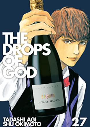 Drops of God (comiXology Originals) Tome 27