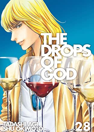 Drops of God (comiXology Originals) Tome 28