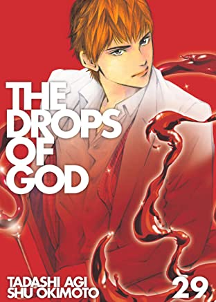 Drops of God (comiXology Originals) Tome 29