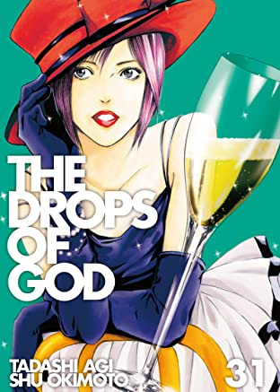Drops of God (comiXology Originals) Tome 31