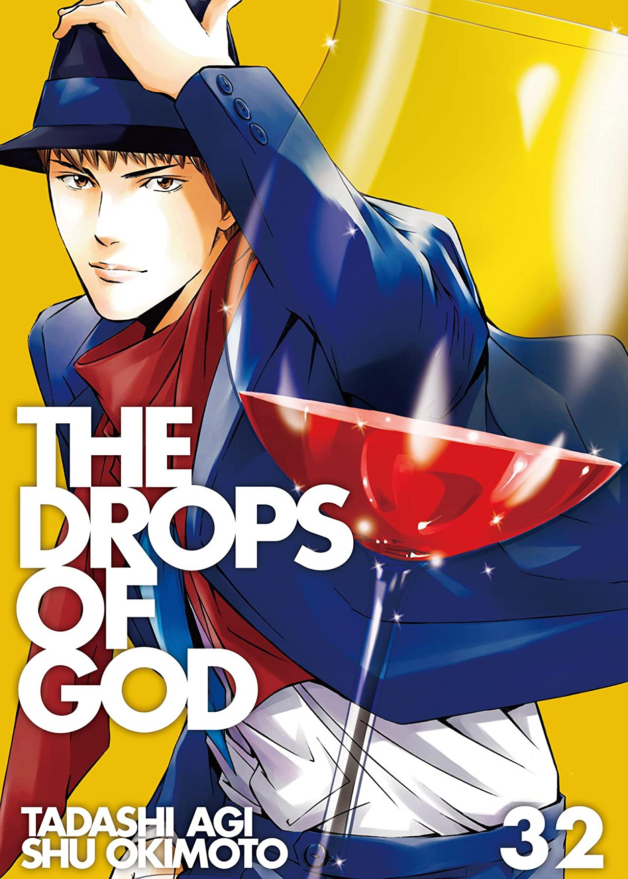 Drops of God (comiXology Originals) Vol. 32