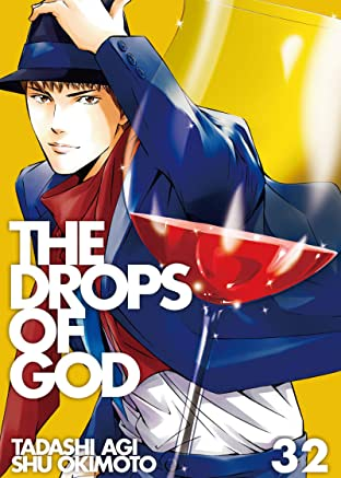 Drops of God (comiXology Originals) Tome 32