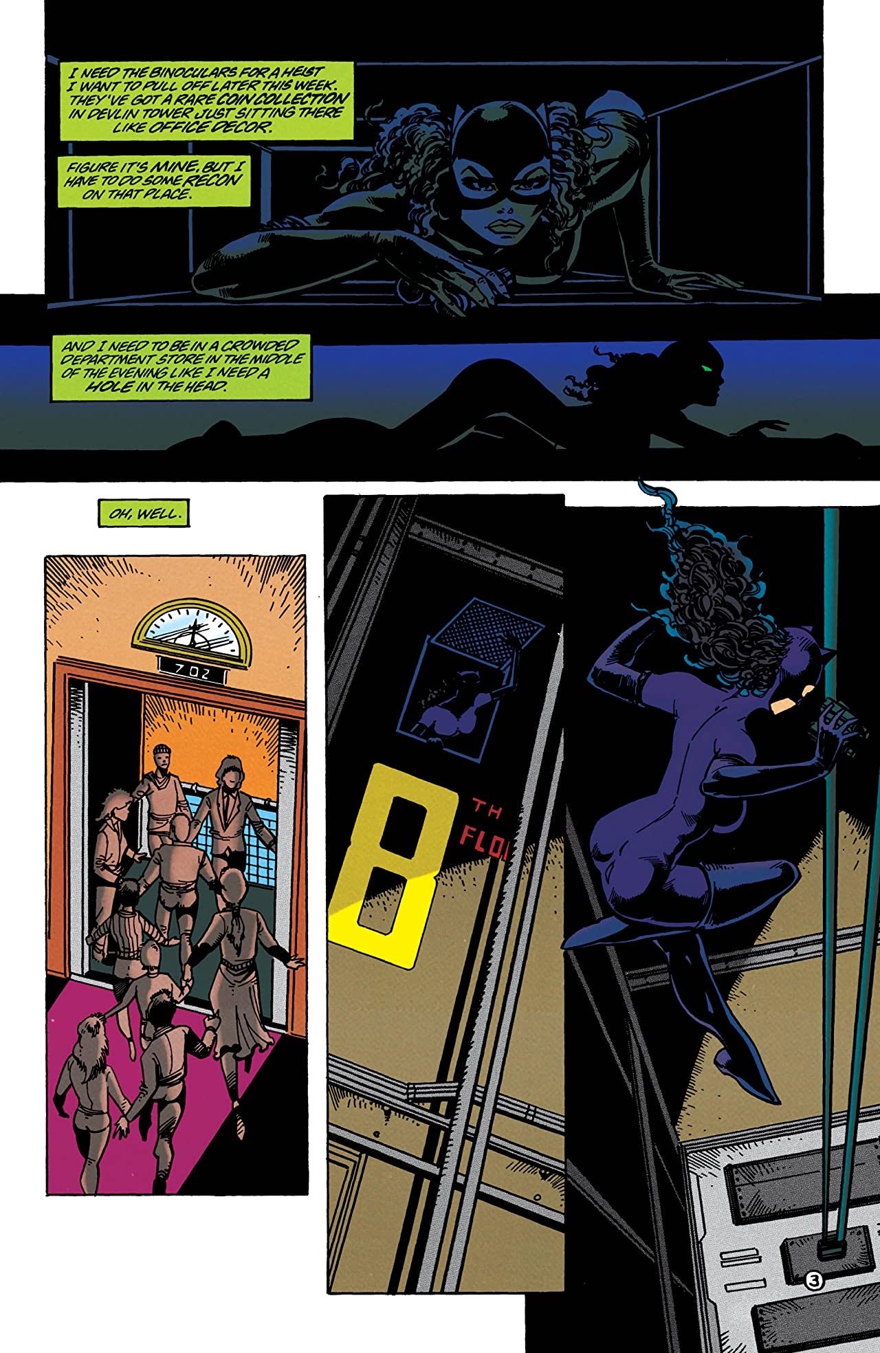 Catwoman (1993-2001) #56