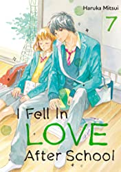 I Fell in Love After School Vol. 7
