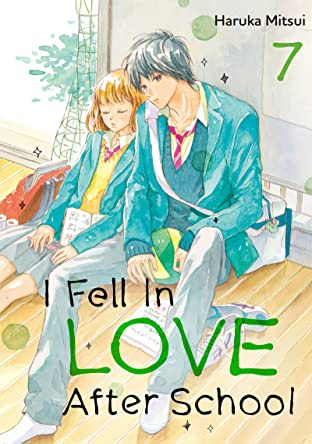I Fell in Love After School Tome 7