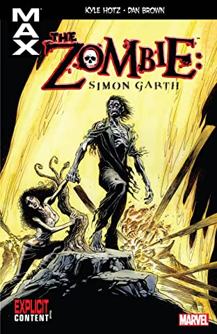 The Zombie: Simon Garth