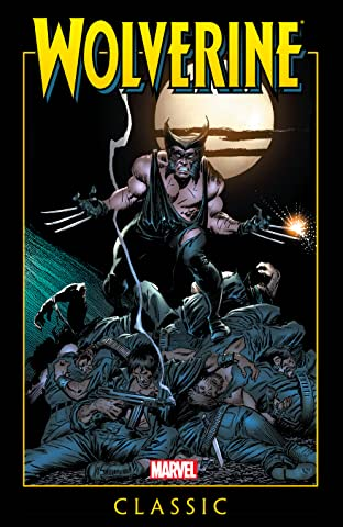 Wolverine Classic Tome 1