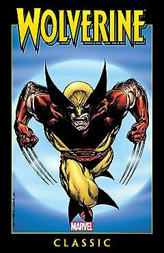 Wolverine Classic Vol. 4