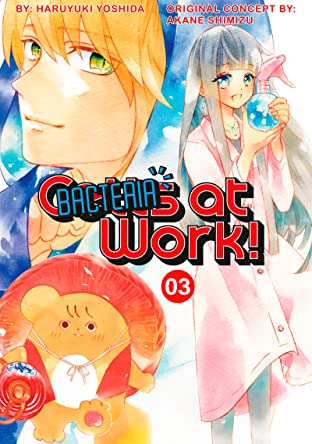 Cells at Work: Bacteria! Tome 3