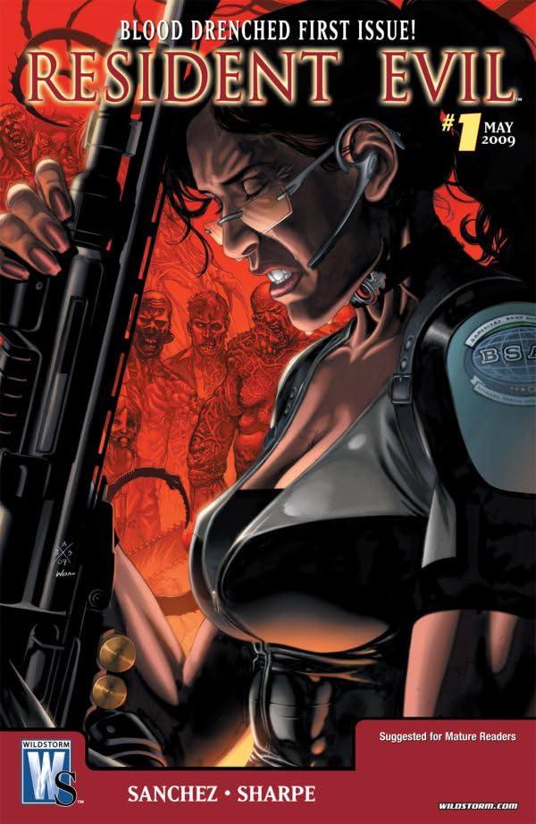 Resident Evil #1 (of 6)