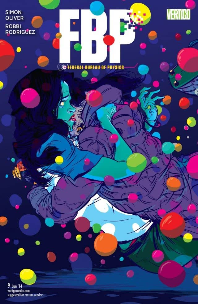 FBP: Federal Bureau of Physics #9