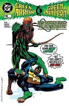 Green Arrow (1988-1998) No.110