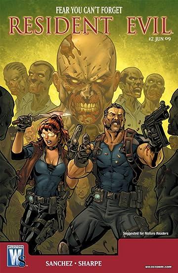 Resident Evil #2 (of 6)