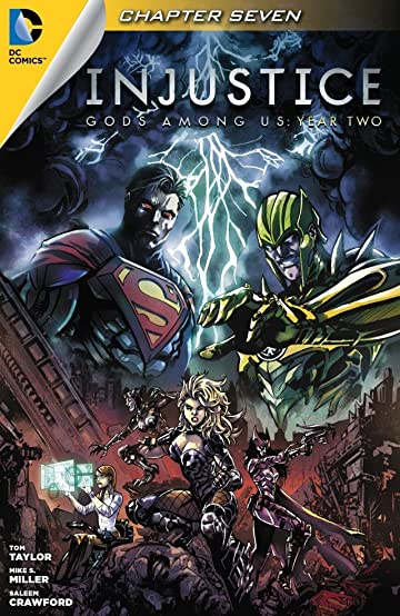 Injustice: Gods Among Us: Year Two (2014) #7