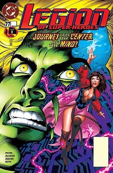 Legion of Super-Heroes (1989-2000) #77