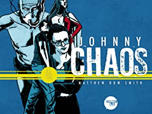 Johnny Chaos Vol. 1: The Collected Edition