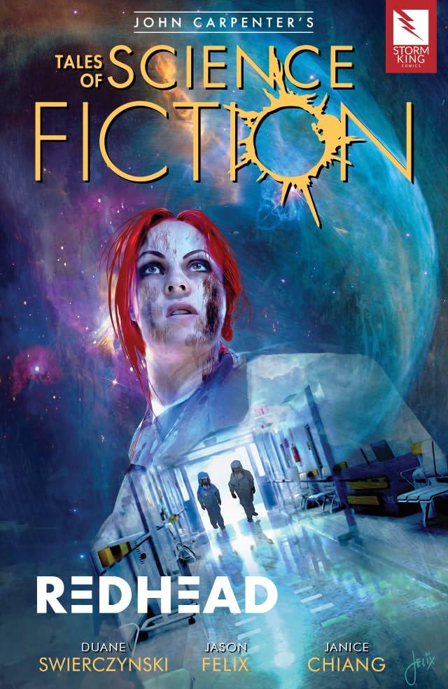 John Carpenter's Tales of Science Fiction: REDHEAD Trade Paperback: REDHEAD Trade Paperback