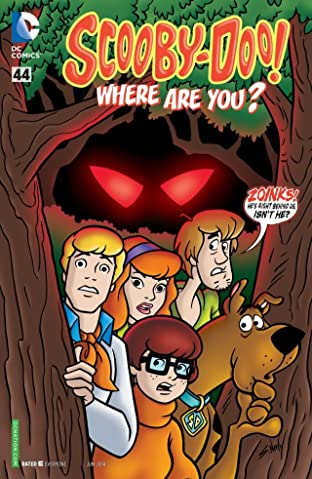 Scooby-Doo, Where Are You? (2010-) No.44