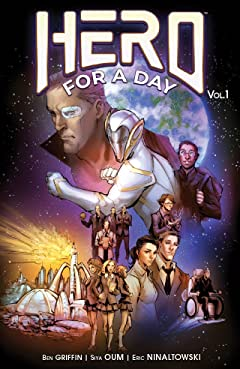 Hero For A Day Vol. 1