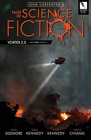 John Carpenter's Tales of Science Fiction: VORTEX 2.0 #3