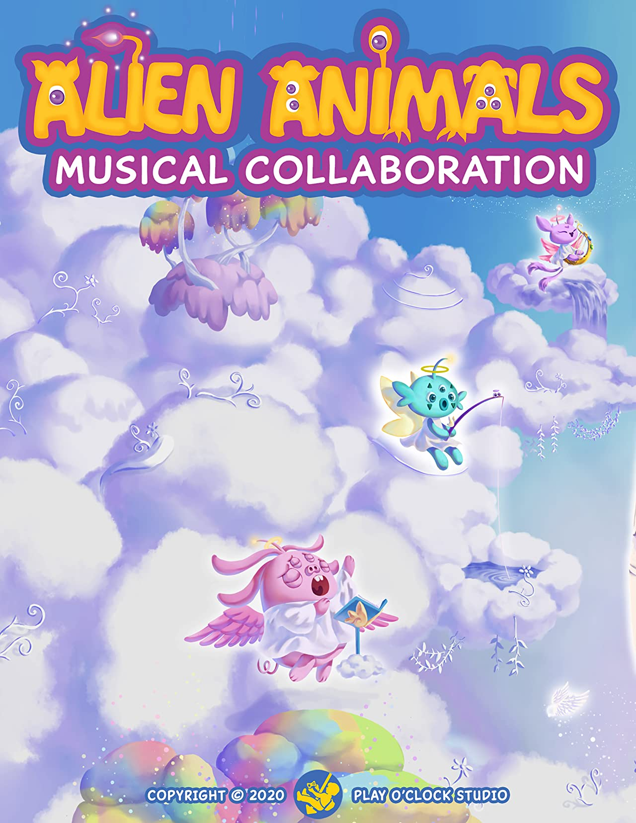 ALIEN ANIMALS: MUSICAL COLLABORATION