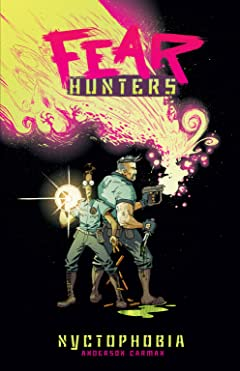 Fear Hunters Vol. 1: Nyctophobia