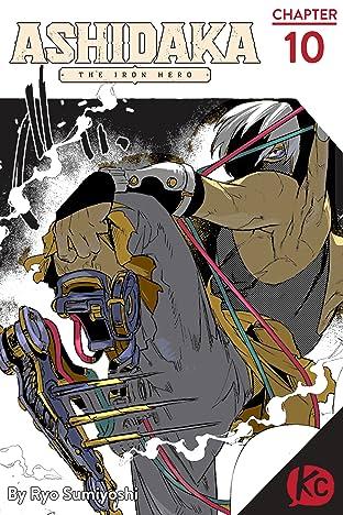 ASHIDAKA -The Iron Hero- #10