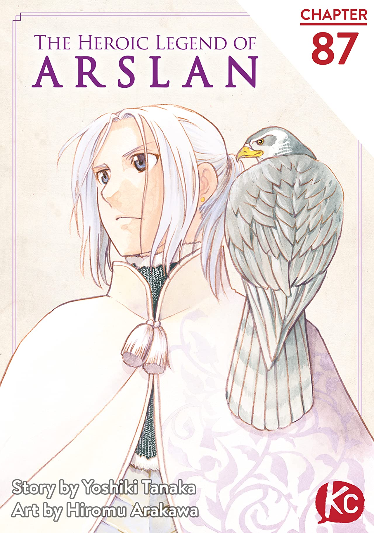 The Heroic Legend of Arslan #87
